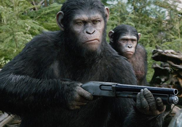 《猩球崛起:黎明的進擊》美國影評讚經典之作再添一筆