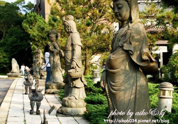 台灣也有神社?美麗沉靜又夢幻的緣道觀音廟