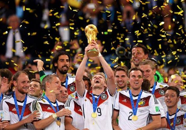 德國經濟,世界盃的真正贏家!