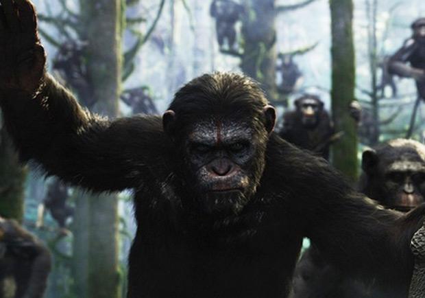 影評:猩球崛起:黎明的進擊│成王敗寇