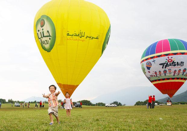 紅面番鴨與熱氣球的「數大行銷」