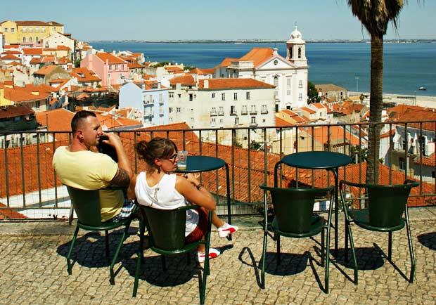 陽光漫步之旅!造訪熱情洋溢的南歐城市──葡萄牙里斯本