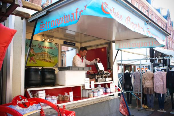 來逛逛阿姆斯特丹老字號──艾伯特菜市場!