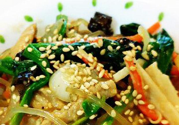 韓式料理我也會!美味牛豬粉絲拌雜菜輕鬆上桌