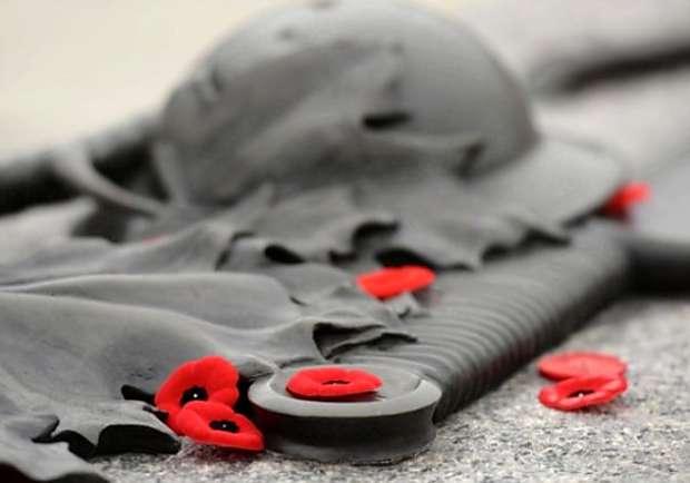 哀傷罌粟花,加拿大國殤紀念日
