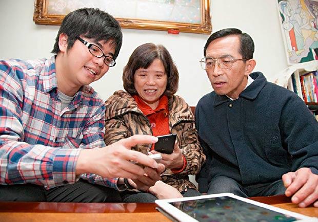 測你家熟齡爸媽,用手機競爭力有多強?