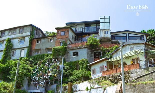 被台北人遺落的記憶鎖鑰:台北旅宿──寶藏巖青年會所 ATTIC閣樓