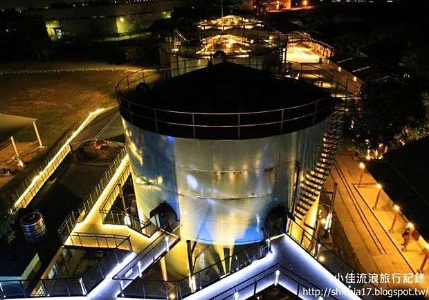 台南十鼓文化村,看見廢棄工廠的新生命