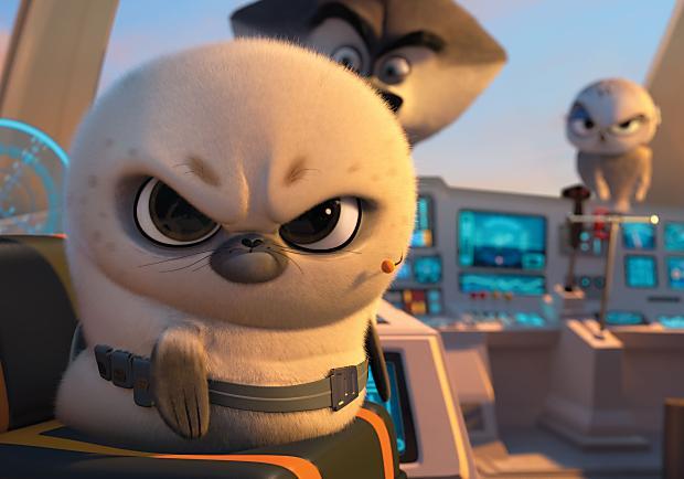 《馬達加斯加爆走企鵝》首度中文版幕後花絮,紐約、上海成追逐場景