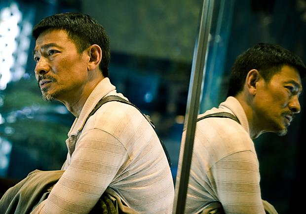 劉德華變身「犀利哥」! 男神造型大突破