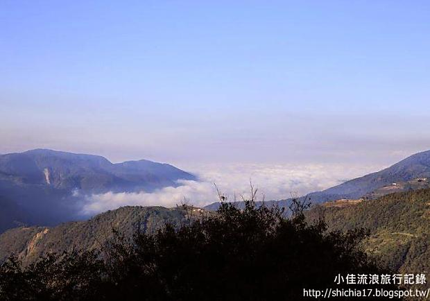 造訪南投清境民宿,打開窗就能看見雲海!
