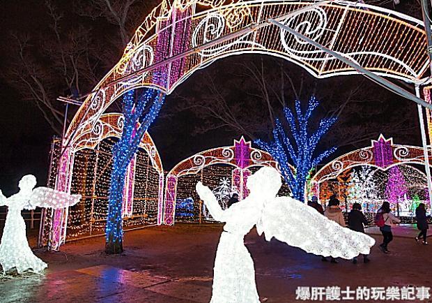 日本最大!2015大阪城3D聲光秀絢麗登場