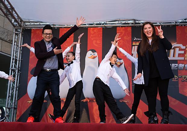 沈玉琳、小禎攜手進軍好萊塢!首度為《馬達加斯加爆走企鵝》獻聲