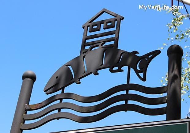 大溫勝景!造訪卑詩省的誕生地,「三多一古老」之蘭里堡