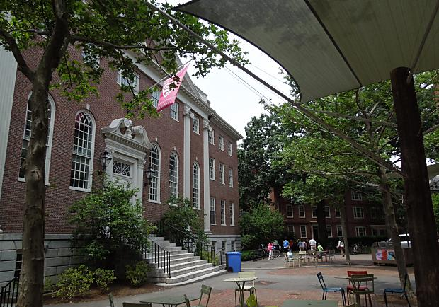 造訪無人不知無人不曉的哈佛大學