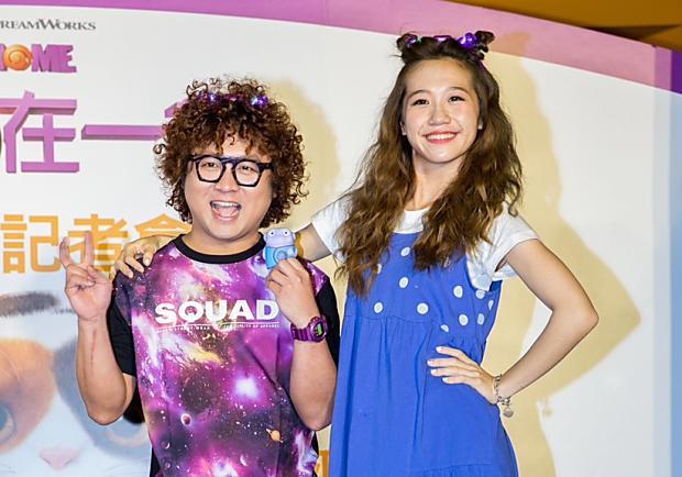 納豆、Lulu大銀幕合體  獻聲夢工廠動畫《好家在一起》