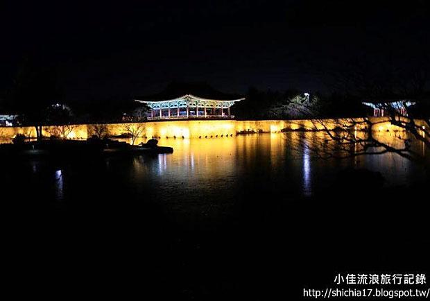 愈夜愈美麗的韓國!造訪零度結冰的大陵苑、東宮與雁鴨池
