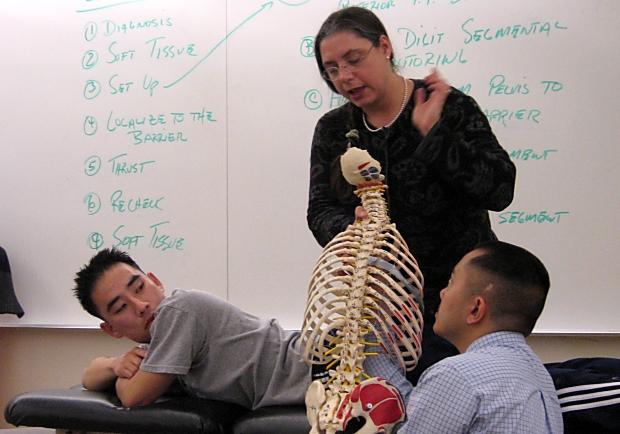 往健康再前進一步的推手:物理治療師