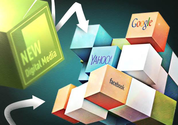 數位新媒體翻轉廣告市場版圖