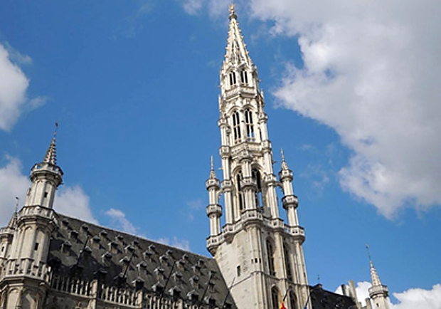 小城市大歷史!看見比利時的布魯塞爾