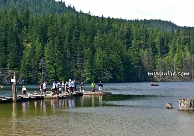 夏季到了!溫哥華邦森湖畔快意六樂事