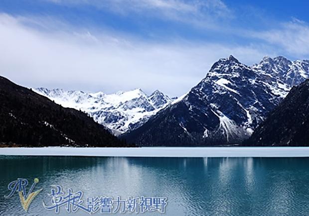 上山過險路前的暖心甜點!造訪西藏雀兒山──新路海