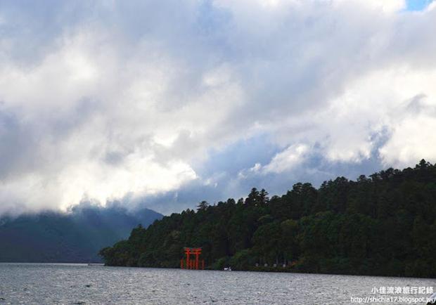 超划算的周遊券!到日本箱根神社、蘆之湖、大湧谷度假去!