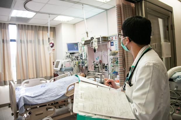 多一點感謝少一分責怪,就是支持醫療人員!