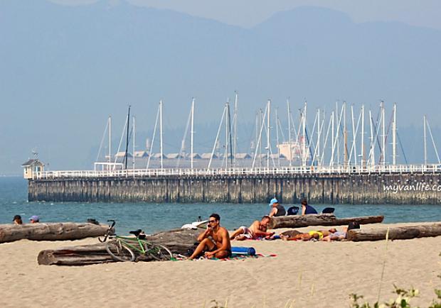就是要豔陽!溫哥華六大海灘巡禮(下篇)