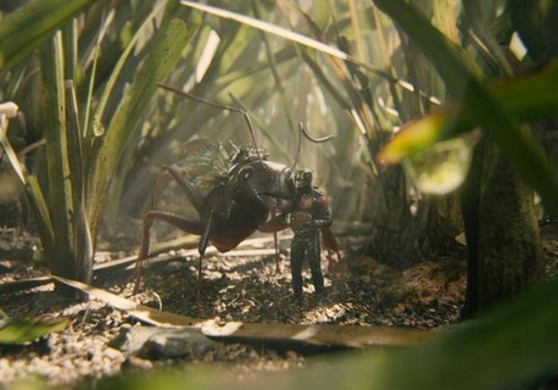 影評:蟻人│別看他小,功能不少
