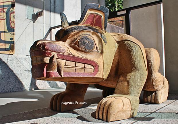 來和原住民祖靈相會吧—溫哥華人類學博物館導覽