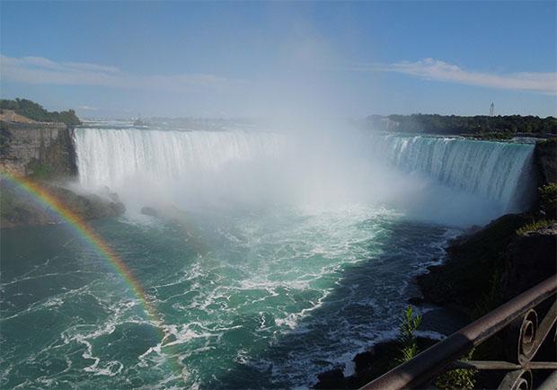 每一刻都很美!千嬌百媚、風情萬種的尼加拉大瀑布