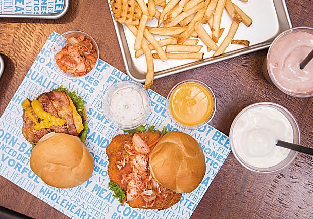 咬漢堡是種流行!今年夏天不可錯過的5間漢堡店!