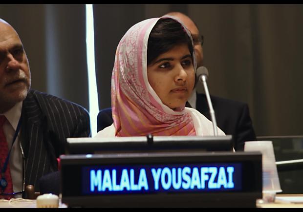 紀錄片《馬拉拉:改變世界的力量》 完整呈現女孩的台上台下