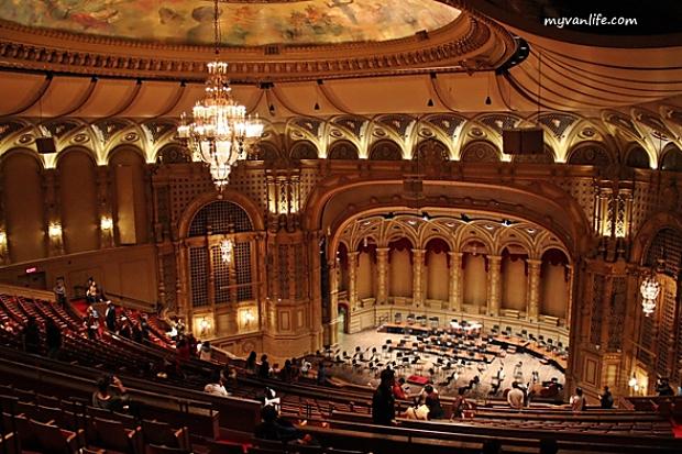 溫哥華開門日,窺見奧芬劇院的壯麗!
