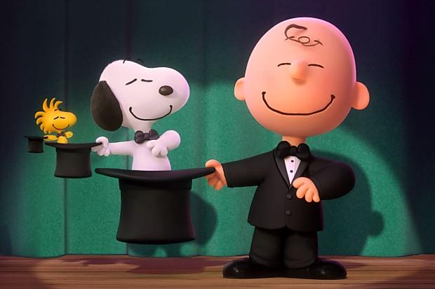《史努比》動畫大導史帝夫馬提諾親登寶島,開心暢談電影創作!