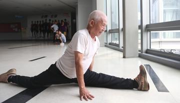 老年人的營養與健康
