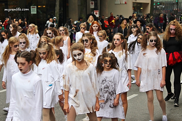 妖魔鬼怪走上街!老少咸宜的溫哥華萬聖節遊行