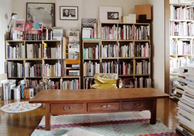 東京二手書之家!專訪藝廊工作者Amanda的居家生活分享