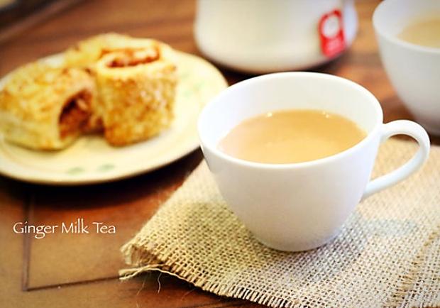 秋冬暖手你需要這一杯!鍋煮黑糖薑汁奶茶