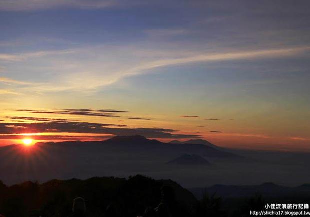 探訪印尼爪哇最神秘的火山──婆羅摩火山