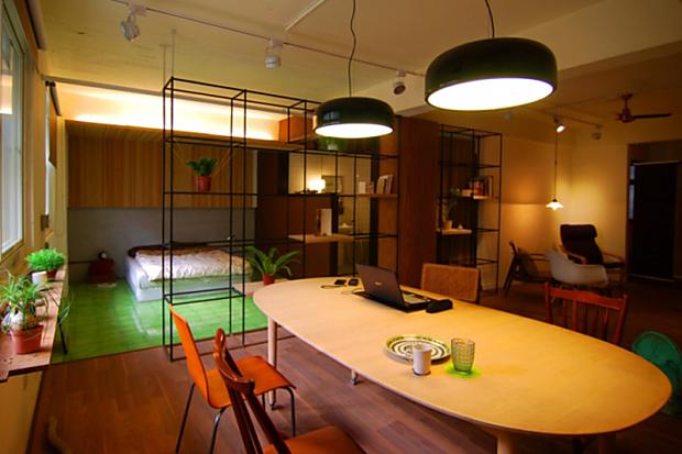 相信自己就是最好的風格!專訪設計師的懷舊風老公寓