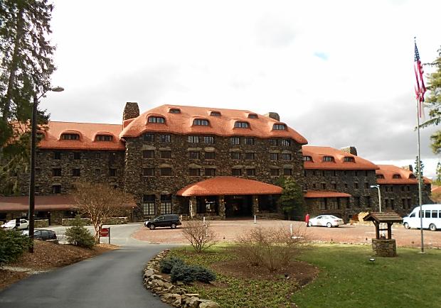 是什麼樣的飯店,讓美國總統也無法抗拒?