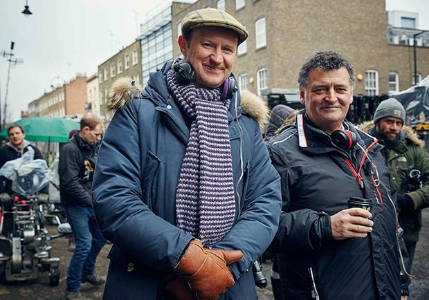 英國BBC讓大偵探銀幕逞威,為《新世紀福爾摩斯:地獄新娘》暖身造勢!