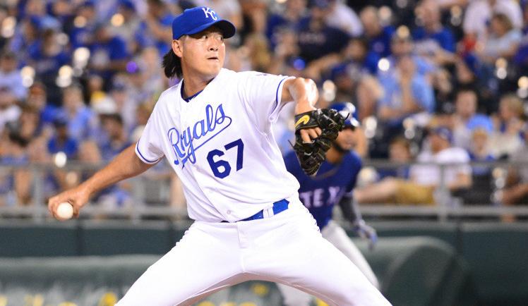 驚!台灣之光王建民  遭MLB皇家指定轉讓
