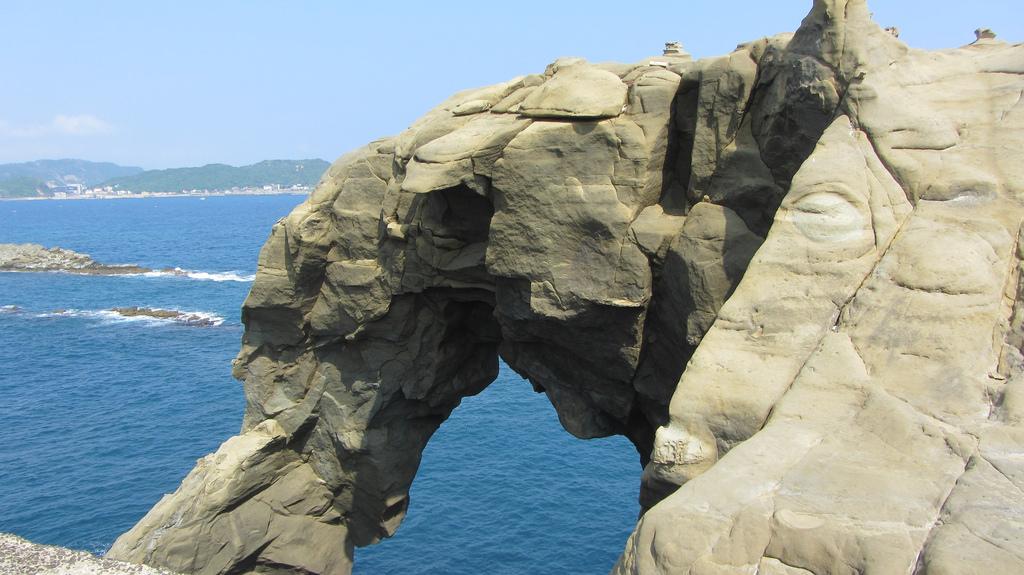 【台灣36秘境】瑞芳。深澳岬角(番仔澳)象鼻岩