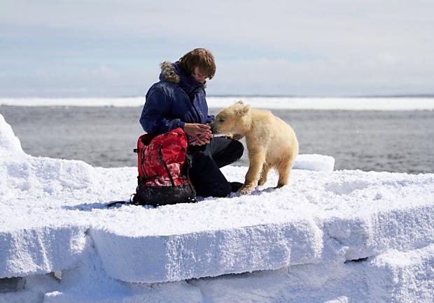 《007:明日帝國》導演零下40度冰封八週  拍攝冒險力作《極地奇蹟》