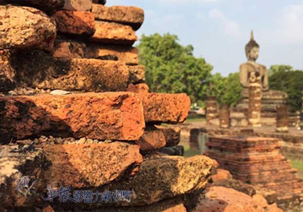 泰國文化的搖籃!一掃憂慮的古都素可泰