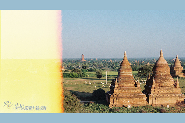 感受歷史與宗教的靜穆——蒲甘的文化行旅