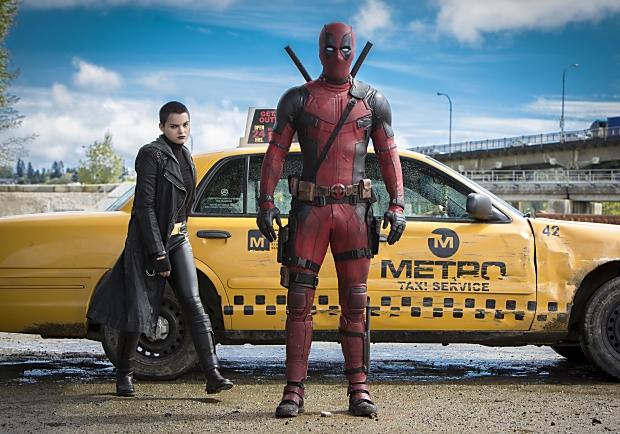 《惡棍英雄:死侍》再破票房記錄 上映五日全台衝上2億3000萬